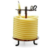 Bee wax candles