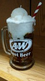 A & W Rootbeer Candle
